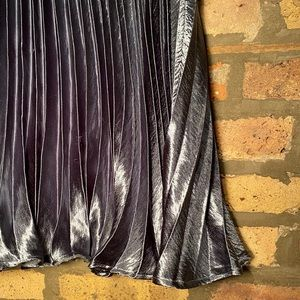 HD Shiny High Wasted Skirt